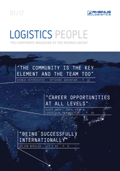 Logistics People Magazine
