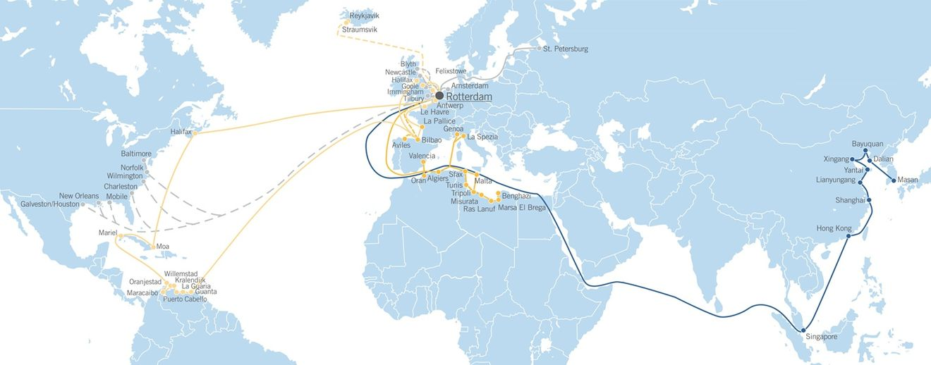 Logistics solutions rhenus netherlands deep sea sciox Gallery
