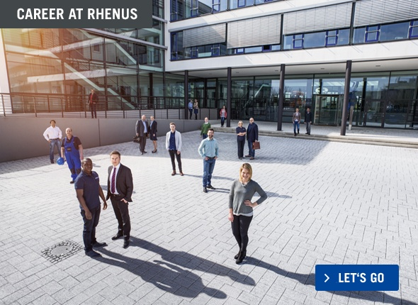 Rhenus Career Netherlands